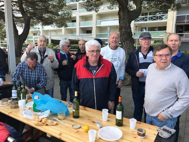 Buffet géant d'huîtres du 5 mai 2018