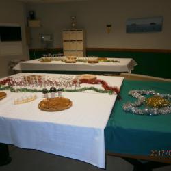 Les tables sont dressées